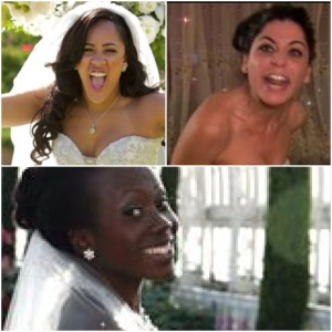 Some of the craziest Bridezilla's of all time!